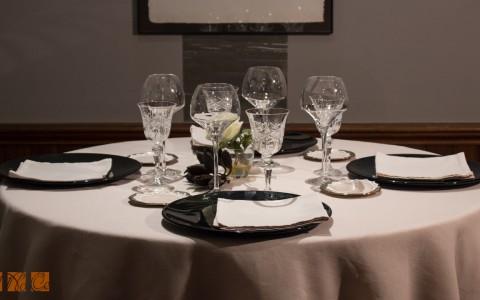 Restaurant El Nou-Cents. Sopar romàntic.